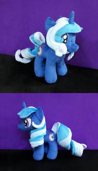 Commish - Sapphire Star Plush