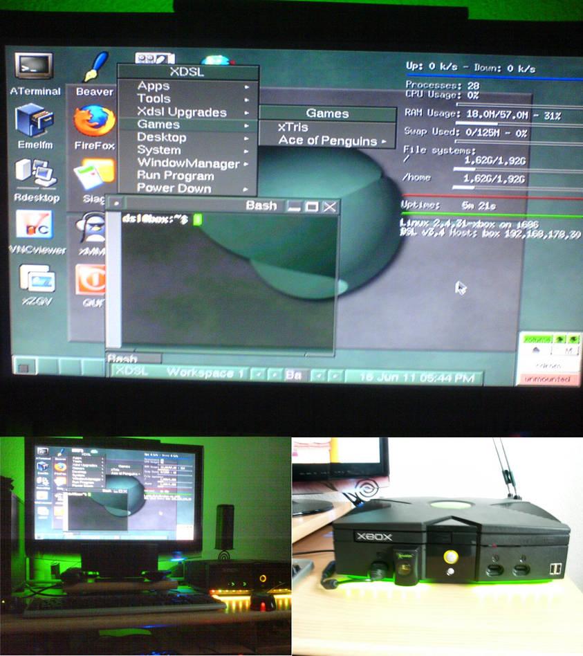 XBOX XDSL-Fluxbox by N3Cr0t1C on DeviantArt