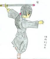 Takeo Atsuko by MatsuKami
