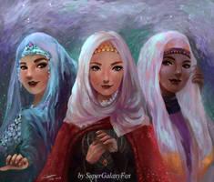 Al-Majarra Contest by SuperGalaxyFox