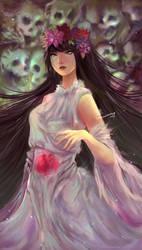 Persephone by SuperGalaxyFox