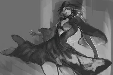 Witch by SuperGalaxyFox