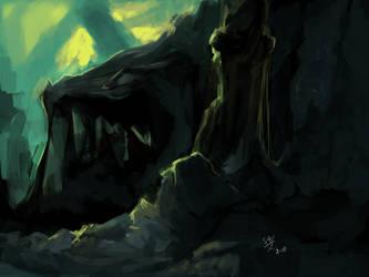 Ancient by SuperGalaxyFox
