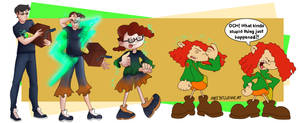 Numbuh 86 TF/TG (by yellowcatart98)