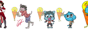 The Gumballening (by Chaotic_Star)