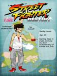 Street Fighter Jam Template