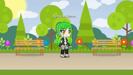 Ryoko Akiyano in Gacha Life