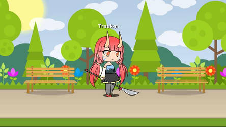 Tracker in Gacha Life