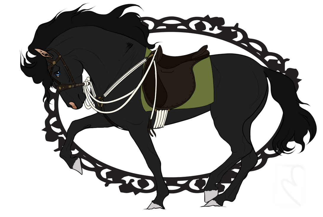 Armenian Rrazmik: Tack Design 2 by Moose-On-Ice on DeviantArt