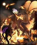 The Battle of the Eldwyrm - Dragon Hunt 2015 (1ST)