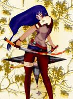 Hinata is ANBU by unknownSun