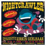 Nightcrawler Circus Poster