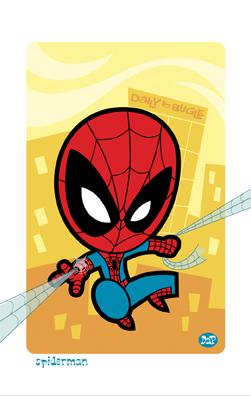 Spiderman by Montygog