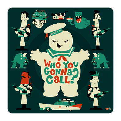 If there's something weird... by Montygog
