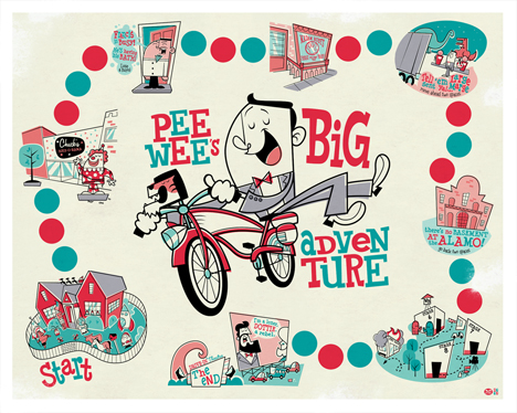 PeeWees Big Adventure