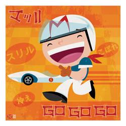 Speed Racer by Montygog