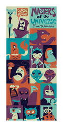 MOTU Skeletor Evil Warriors by Montygog