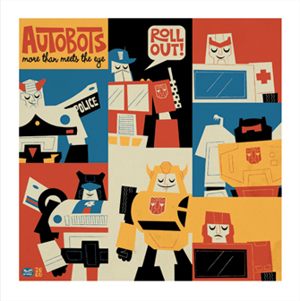 Autobots by Montygog