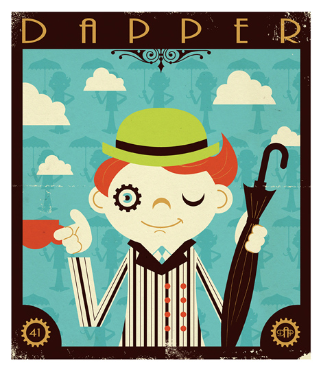 Return of the Dappermen by Montygog