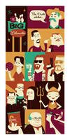 The Dude Abides by Montygog
