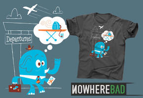 Almost Never at Nowhere Bad by Montygog