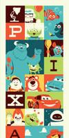 Pixar 25 Variant