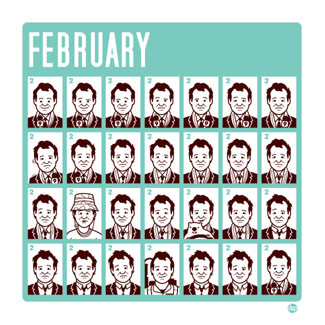 Groundhog Day by Montygog