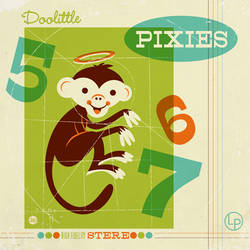 Pixies Doolittle by Montygog