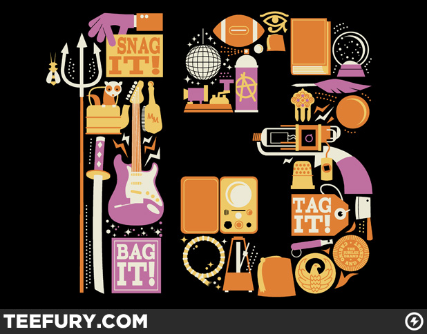 Warehouse 13 shirt by Montygog