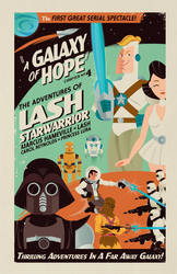 Serial Wars by Montygog