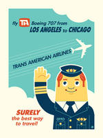 Trans America Airlines by Montygog