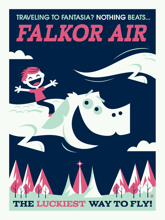 Falkor Air by Montygog