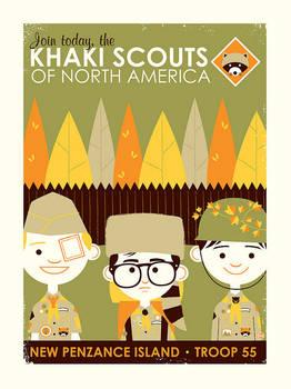 Khaki Scouts