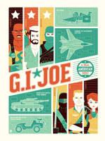 GI Joe by Montygog
