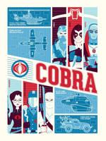 Cobra by Montygog