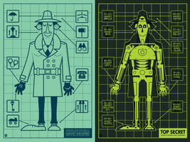 Inspector Series 83 by Montygog