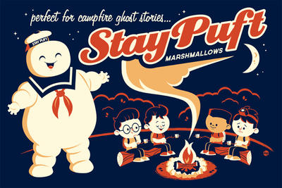 Stay Puft by Montygog