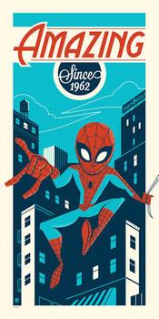 Amazing Since 1962 by Montygog