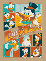 DuckTales by Montygog