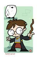 Harry Potter by Montygog