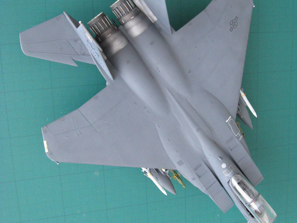 F-15E Strike Eagle 01 by marek1101