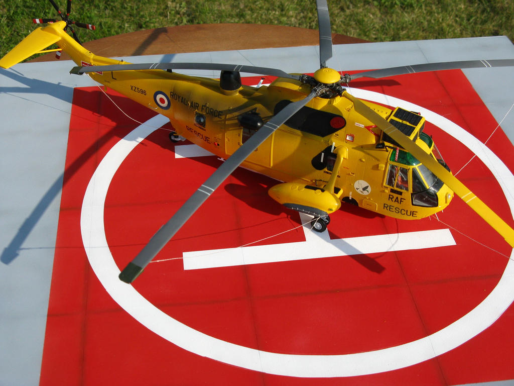 Westlan Sea King HAR3 08 by marek1101