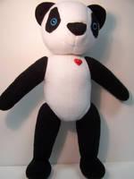 Padsworth Panda by InnocentFreespirit