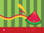 Cute Sandia Wallpaper
