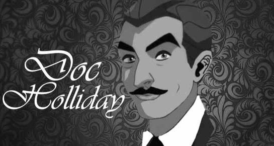 Romero's Doc Holliday by Nirtallis