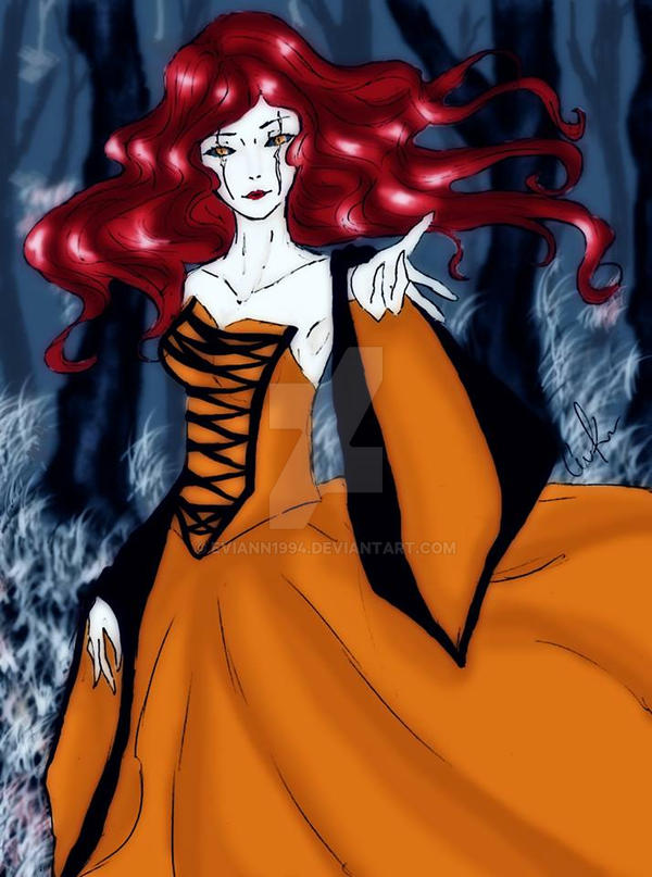 2d8f95fbc ~The Witch of All-Hallow's-Eve~ by Eviann1994