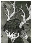 without: jackalope by blackbirdpie