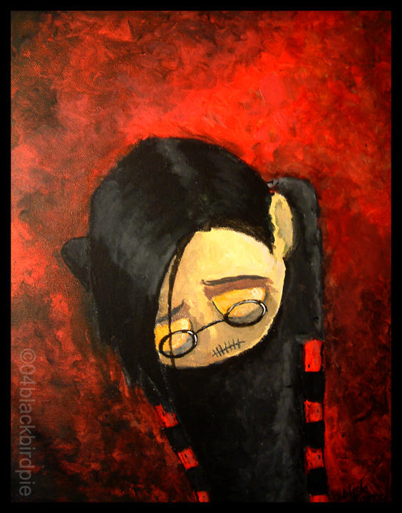 grotesque love. by blackbirdpie