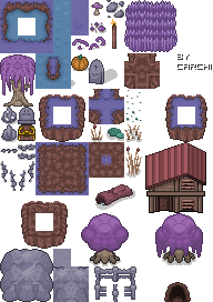 [Immagine: swamp_tileset_by_carchagui-d6j3v8n.png]