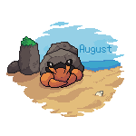 August Dwebble by carchagui